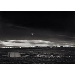 Moonrise over Hernandes
