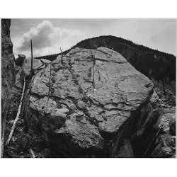 Rocks at Silver Gate