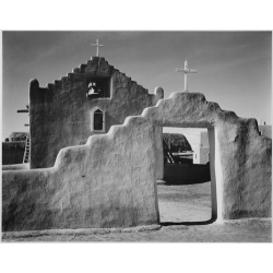 Church in Taos Pueblo 2