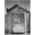 Church in Taos Pueblo