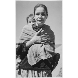 Dinee Woman and Child