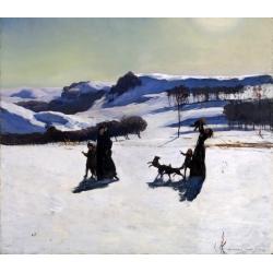 Winter in the Berkshires