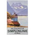 Simplonlinie Montreux