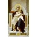 Vierge Jesus Saint Jean Baptiste 1875