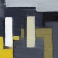 Abstract Blocks Yellow 2