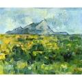 Mount St Victoire