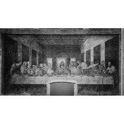 The Last Supper (monochrome)