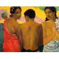 The Three Tahitians
