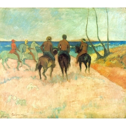 Riding on The Beach 2