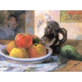 Still Life with Apples, Pears and Krag