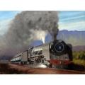 Steam Train 9