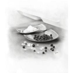 Salt and Black Pepper