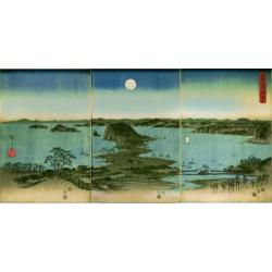 Full Moon at Kanazawa