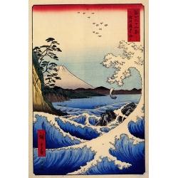 36 Views of Mount Fujiyama
