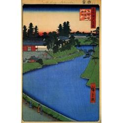 Benkei Moat
