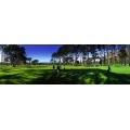 Westlake 12th Green Panorama 1