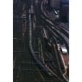 Paris Abstract Rail Lines