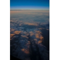 Aerial Sunset Maldives 13