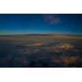 Aerial Sunset Maldives 15