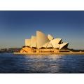 Sydney Opera House Dusk