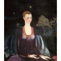 Portrait of Alicia Galant