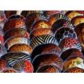 African Art Wooden Bowls