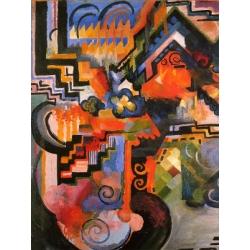 Farbige Composition