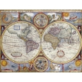 A New and Accvrat Map of the World