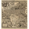 Americae Sive Quartae Orbis Partis Nova (1562)