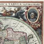 Nova totius Terrarum Orbis - World Map (1630)