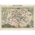 Nouveau Paris Monumental (1878) City Map