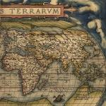 Theatrum Orbis Terrarum World Map (1570)