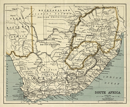 South Africa 1899 Workart Prints And Picture Frames