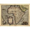 Theatrum Orbis Terrarum - Africa (1570)