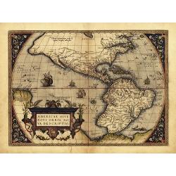 Theatrum Orbis Terrarum Americae (1570)