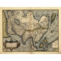 Theatrum Orbis Terrarum - Asia (1570)