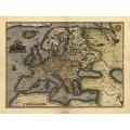 Theatrum Orbis Terrarum - Europa (1570)