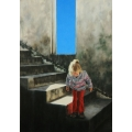 The Artist's Niece in the Ruins of Carvalho's Dream