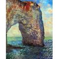 The Rocky Cliffs of Etreta La Porte Man