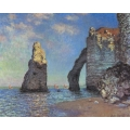 The Rocky Cliffs of Etretat