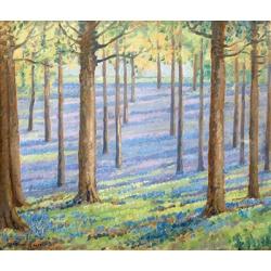 Lavender Treescape, Pilgrims Rest