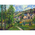 Landscape at Pontoise