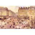 Place du Theatre Paris