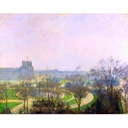 The Tuileries (detail)