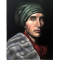 Portrait of a Man with a Turban