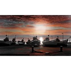 Arniston Fishing Boats