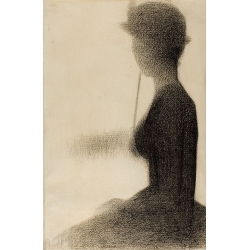 Seated Woman with a Parasol