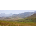 Cathedral Peak Drakensberg Mountain Range