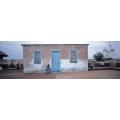 House Lebowa Blue
