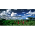 Samburu Tribesmen Kenya
